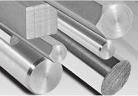 A picture of stainless steel flat bar, stainless steel round bar and stainless steel square bar.